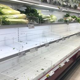 Anche nel Sudmilano supermercati presi d'assalto, ma gli isterismi non servono