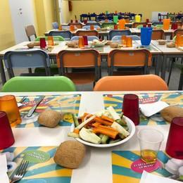 Dalla mensa di Massalengo il cibo arriverà sulla tavola dei bisognosi