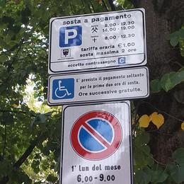 Disabili, ok dal Broletto: «La sosta sarà gratuita»