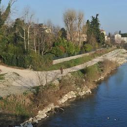 Lodi, un nuovo argine da 5 milioni difenderà la sponda sinistra