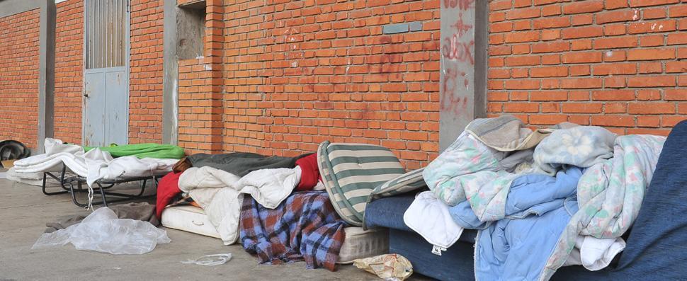 Lodi, appello Caritas per i senzatetto: «Qui l'emergenza è tutti i giorni»