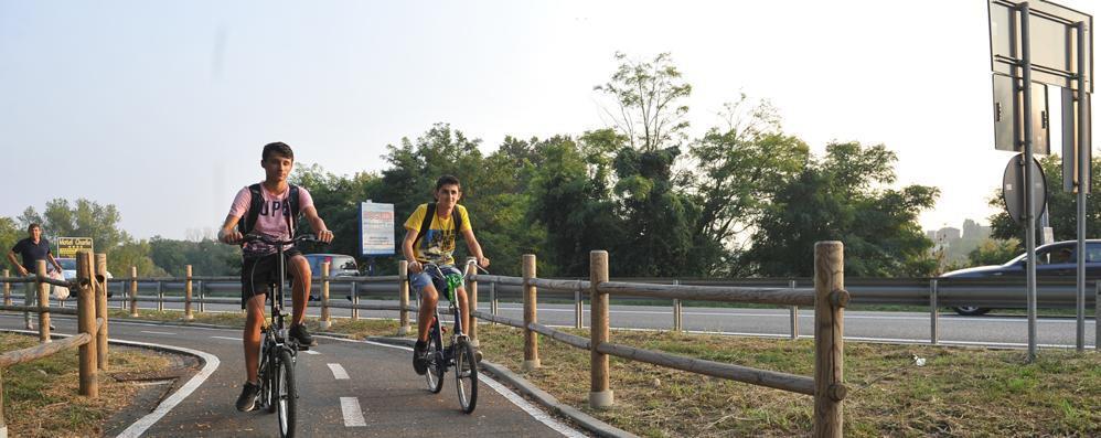 Una pista ciclo-pedonale collegherà Zelo a Merlino