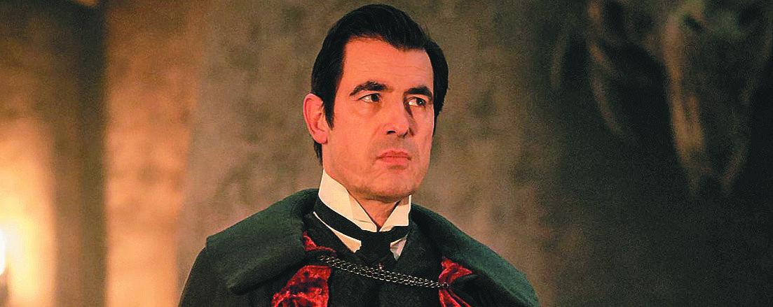 Siamo Serial, ecco a voi Dracula