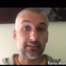 Mattia: «La grande gioia per la nascita di Giulia»