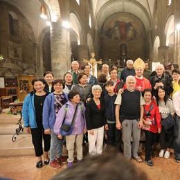 Mairago, in dono quasi 6mila mascherine da una parrocchia di Hong Kong