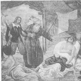 Peste, colera, spagnola e coronavirus in d'la mè Bàsa