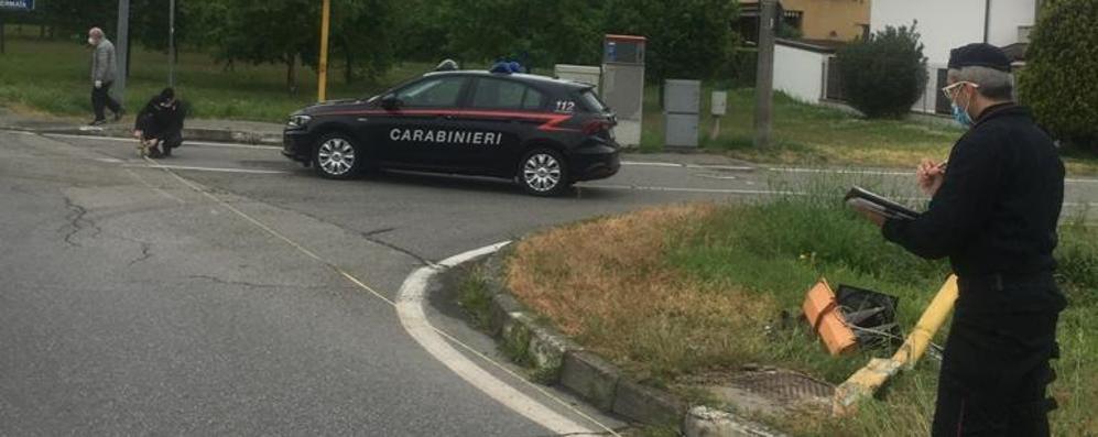 Donna di Casalmaiocco inseguita in auto  per 10 chilometri, aveva bevuto