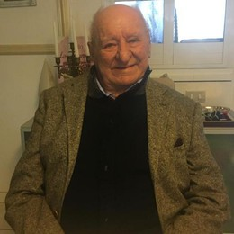 Paullo, il 25 aprile in quarantena per il partigiano 96enne