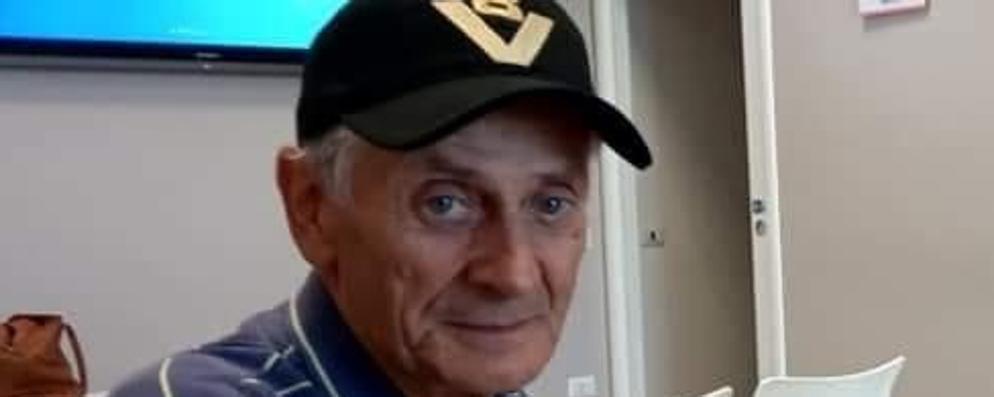 Castelnuovo, un sospiro di sollievo: Luigi Merli è stato ritrovato