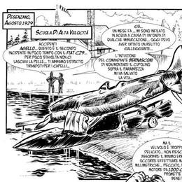 Il mito di Agello in una biografia a fumetti