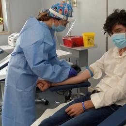 Predabissi, partono i test sierologici VIDEO