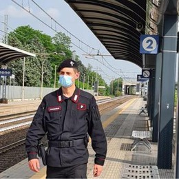 Vende una dose nel sottopasso della stazione: arrestato dai carabinieri