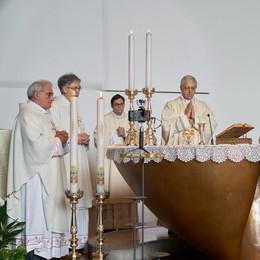 Il vescovo a Paullo: «La ripresa sarà dura, serve coesione sociale»