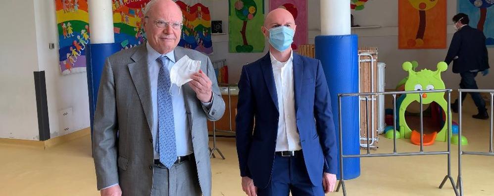 Castiglione, partono i test dopo il contagio. Galli: «Pietra di paragone importante» VIDEO