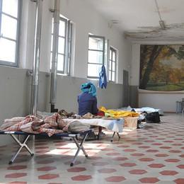 «L'impegno della città per i senzatetto e i 30 ospiti della colonia Caccialanza»