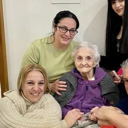 """Addio a Lenen, la """"nonna"""" di Sant'Angelo aveva 103 anni"""