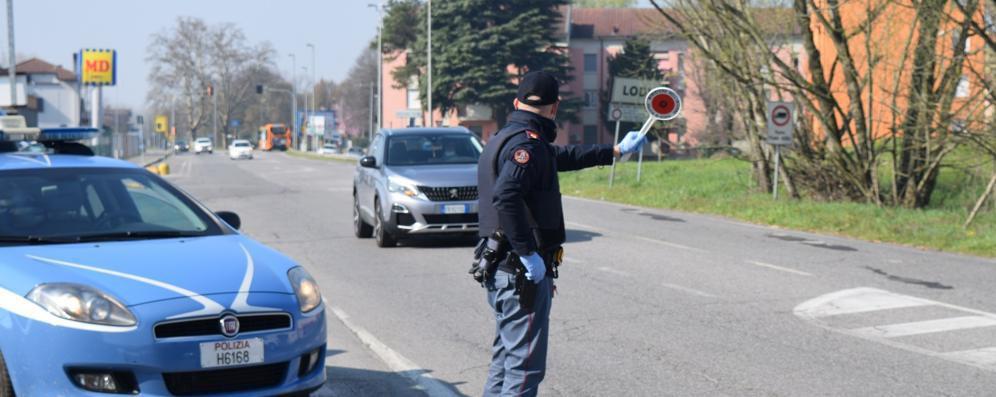 Si veste da corridore ed evade dai domiciliari, bloccato dalla polizia