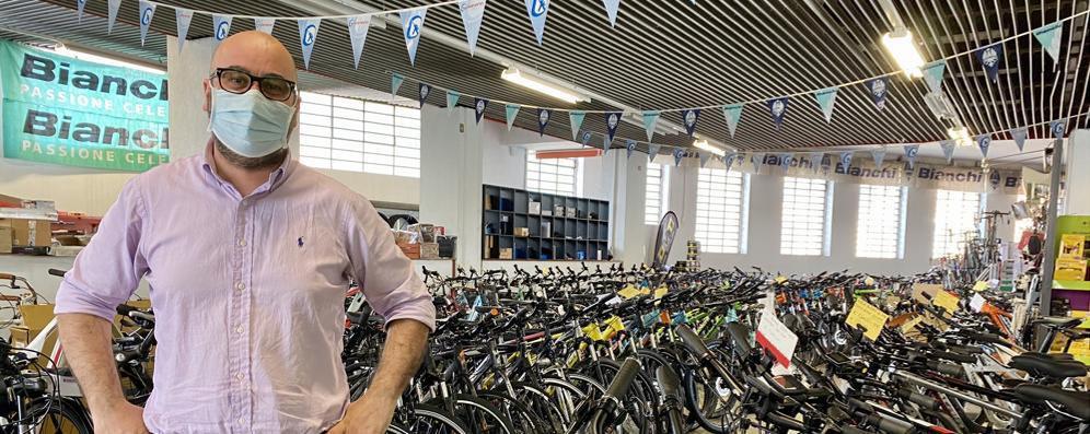 I rivenditori a Lodi fanno affari record con il contributo per le biciclette