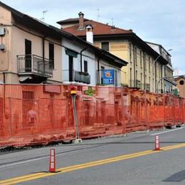 La nuova via Emilia a misura d'uomo sarà pronta solamente a luglio
