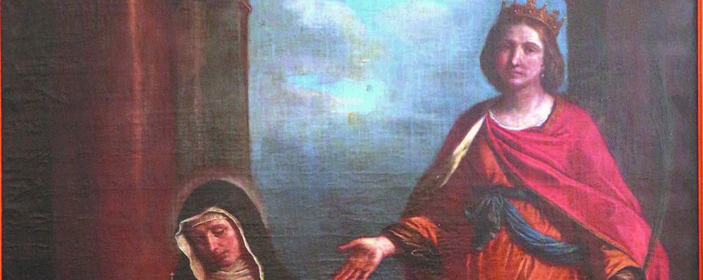 """La tela del Guercino all'ospedale di Codogno """"luogo del cuore"""" del Fai"""