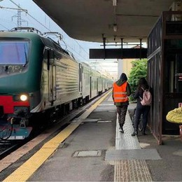A Casale riapre l'edicola della stazione