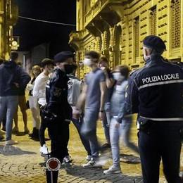"""Nuova ordinanza sulla """"movida"""" in centro: via le transenne ma restano i controlli"""
