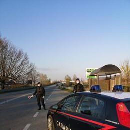 I carabinieri controllano lo spaccio in golena, arrestato pusher di San Rocco