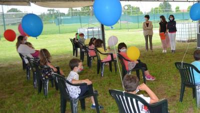 Una festa di fine anno in regalo ai bimbi di San Martino
