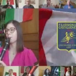 Filarmonica Castiglionese, è un 2 Giugno social