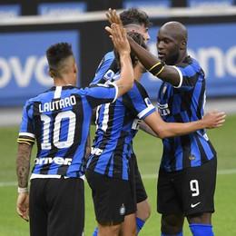 Calcio, l'Inter torna nel segno della Lu-La