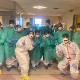 Ancora 19 malati Covid all'ospedale Maggiore di Lodi