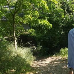 La nuova ciclabile verso Merlino passerà sotto il ponte dell'Adda