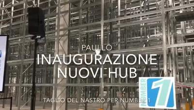Paullo, nuovo hub per Number1