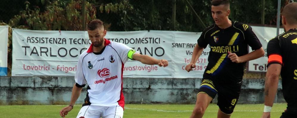 Calcio, il Sant'Angelo conferma Scietti