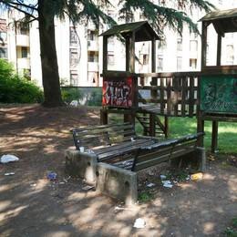 """CASALPUSTERLENGO Rifiuti e danni, un appello per """"salvare"""" il parco Puecher"""