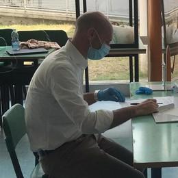 CASTIGLIONE Dati shock dallo screening: anziani molto più contagiati