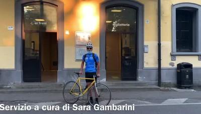 Da Codogno  a Milano, al lavoro con treno e bicicletta