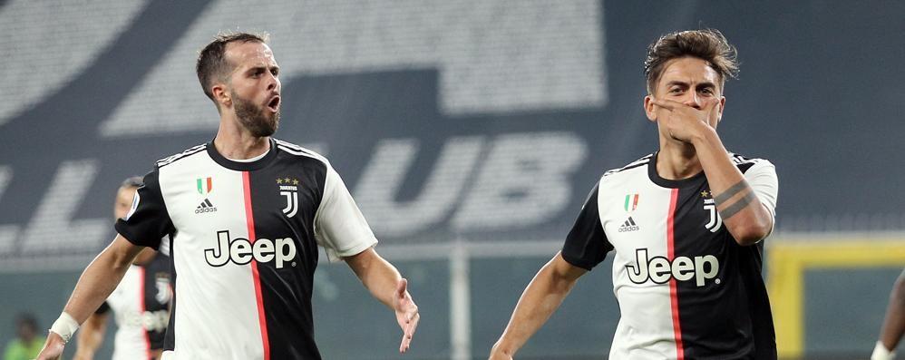 Tris al Genoa: la Juve mantiene le distanze