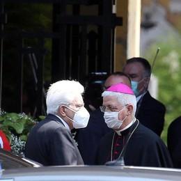 Il vescovo: «Non lasciamoci intimorire: insieme per ripartire»