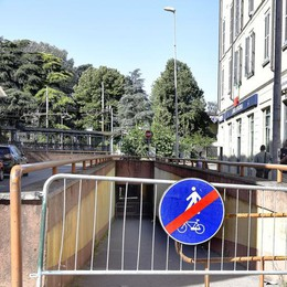 LODI Ampliamento del tunnel Fs, ok della Regione