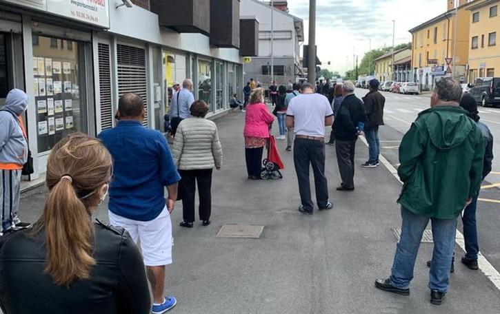 «Situazione da incubo alle Poste di San Giuliano»