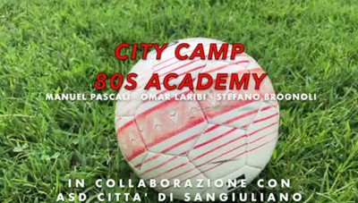City Camp 80S Academy a San Giuliano
