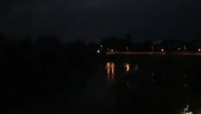 Il temporale su Lodi