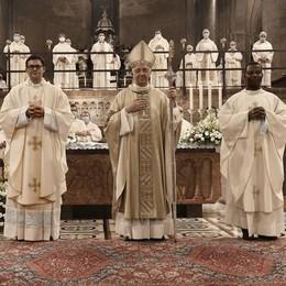 La Chiesa di Lodi in festa per due nuovi sacerdoti