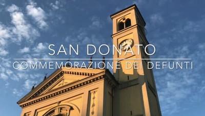 San Donato ricorda le vittime del Covid