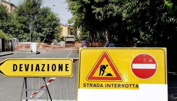 Lodi, disagi per i cantieri alle ciclabili: lavori in via Lodivecchio e via San Bassiano