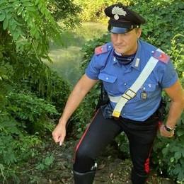 Un 67enne cade nella scarpata della Muzza, salvato dai carabinieri