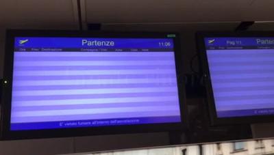 Una riapertura a metà per Linate