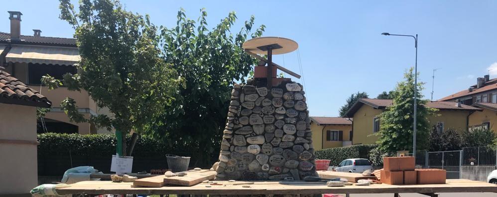 Casale, è pronto il monumento dedicato alle vittime del coronavirus