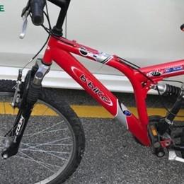Nel Lodigiano furti in serie di bici:  l'ultima razzia a Cornegliano